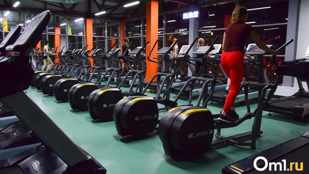 Омич с лишним весом, обвинивший фитнес-центр в дискриминации, получил ответный иск