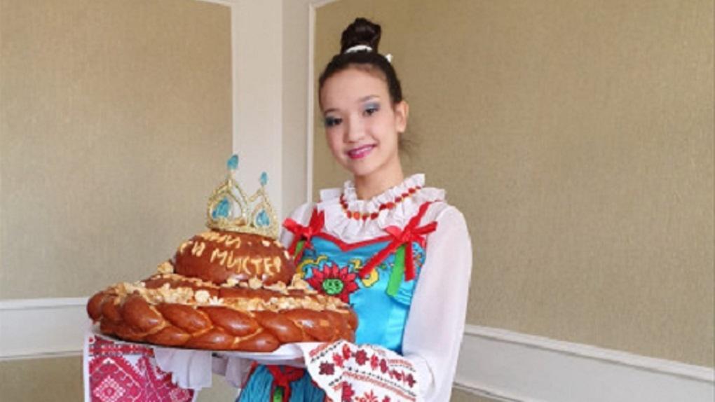 Школьница из Новосибирска завоевала титул «Юная Мисс Россия-2021»