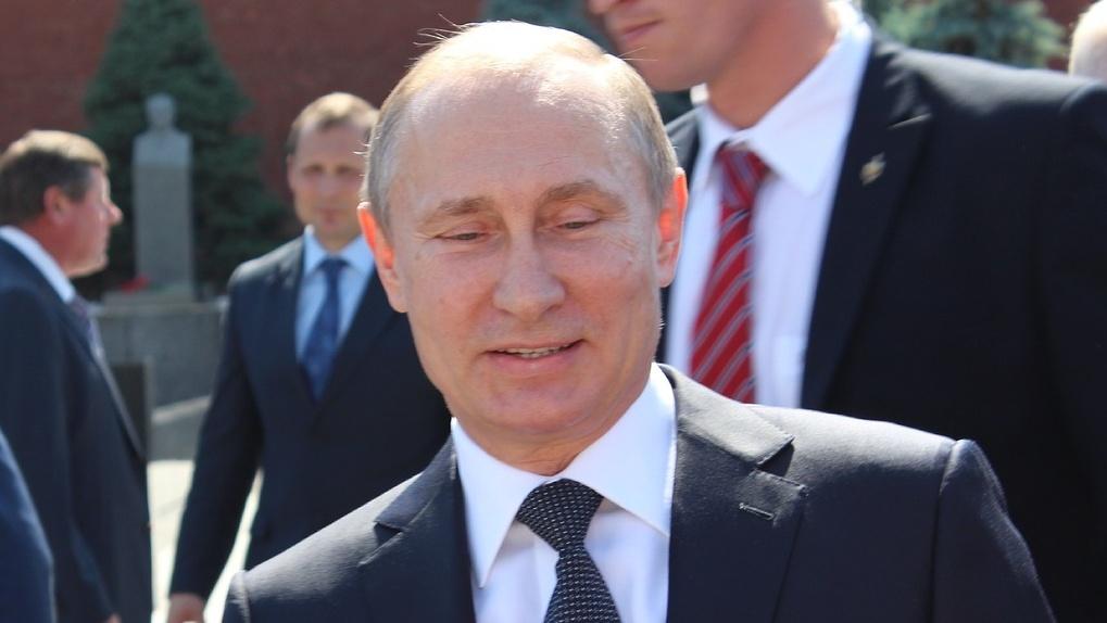 Путин принял участие в голосовании по поправкам к Конституции