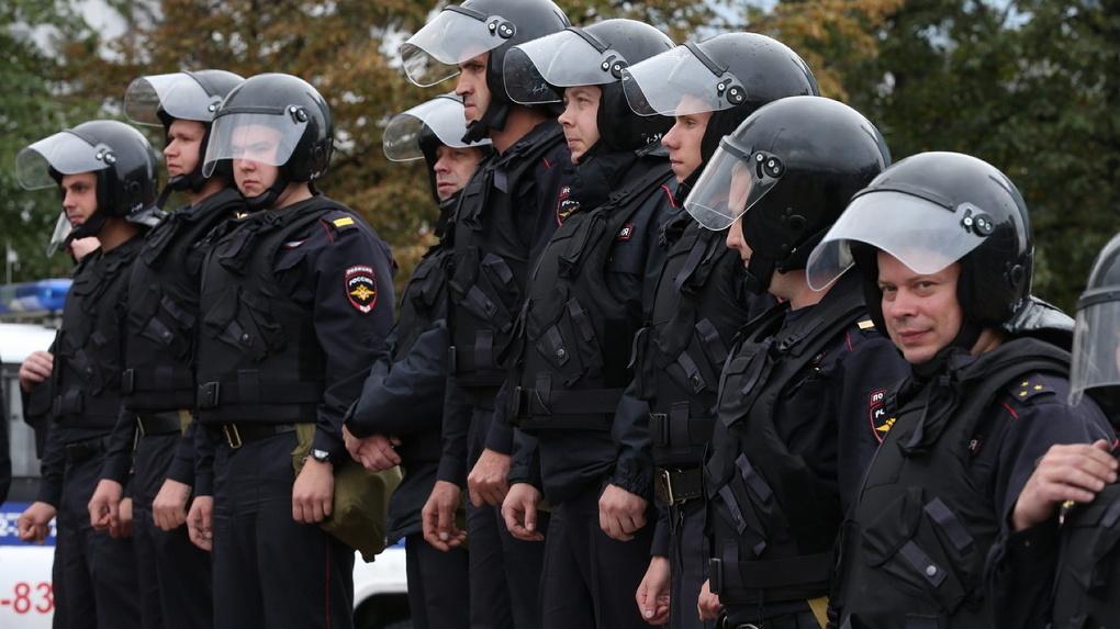 Евросоюз осудил разгон митингов в Москве
