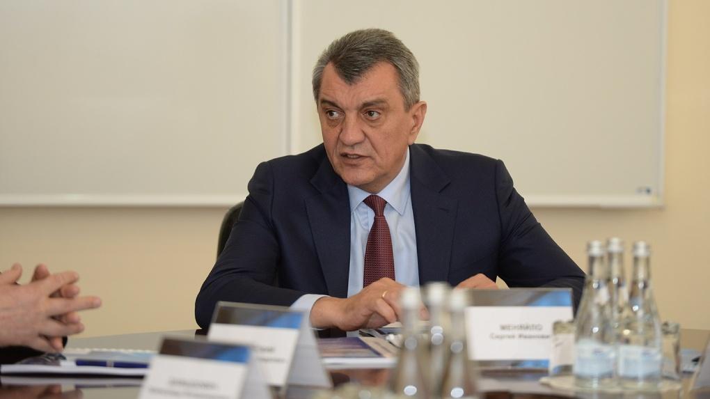 Сергей Меняйло оценил омский НИИ