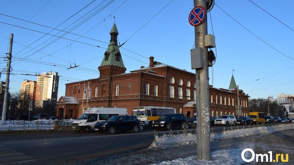 Омским журналистам и жителям города посоветовали воздержаться от посещения Горсовета