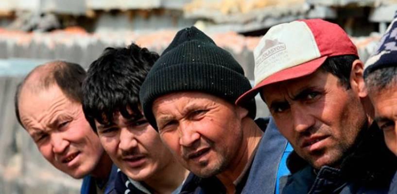 Полиция провела рейд по стройкам Омска в поисках гастарбайтеров-нелегалов