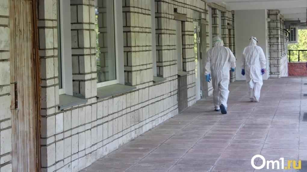 30 новосибирцев скончались от коронавируса