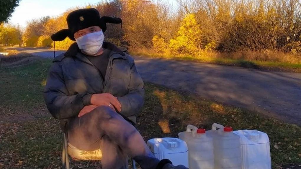Проблему до сих пор не решили. Два села в Омской области снова остались без воды