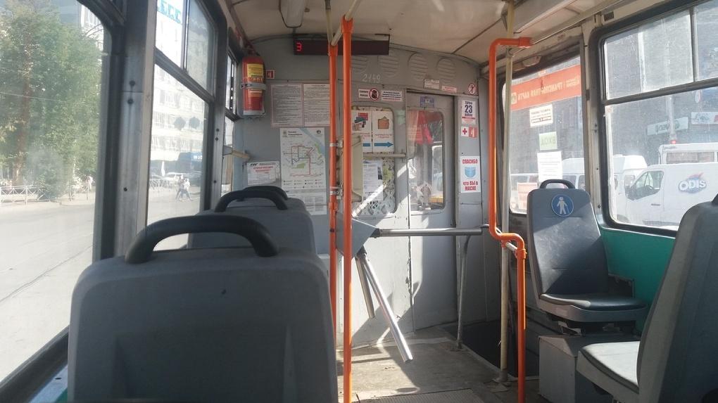 Изношенные трамваи Новосибирска заменят по концессии