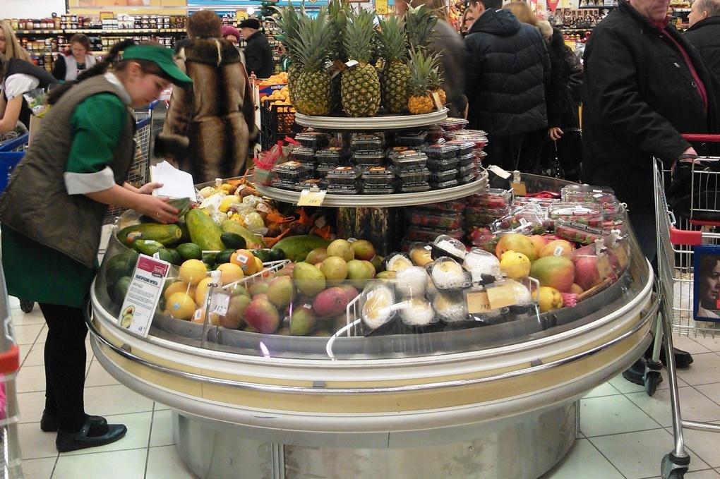 В России впервые с начала года подешевели продукты