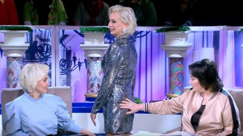 «Я от зависти с ума схожу»: мать-героиня из Новосибирска поразила Гузееву в передаче «Давай поженимся!»