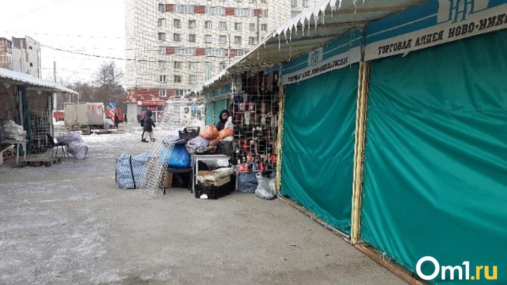 Новосибирский депутат объявил войну незаконным рынкам