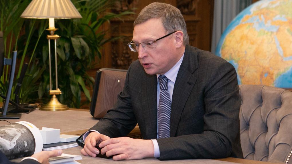 Губернатор Омской области договорился с «Газпромом» на увеличение инвестиций