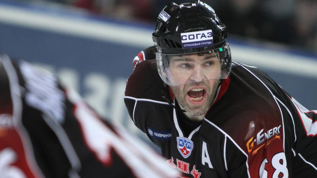 Бывший хоккеист Омского «Авангарда» Яромир Ягр готов сыграть на Олимпиаде в 2018 году