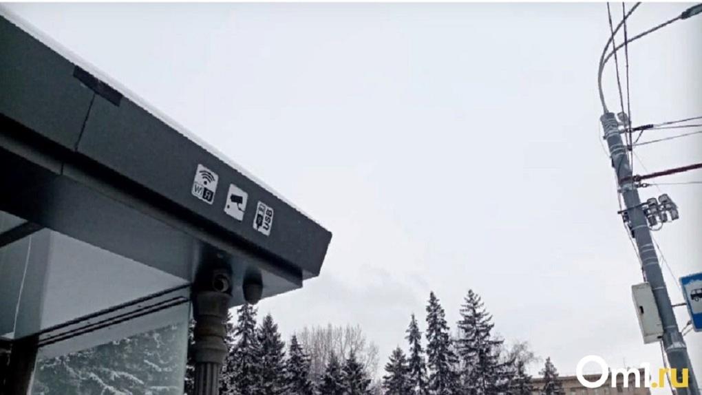 Стало известно, когда начнут установку умных остановок в Новосибирске