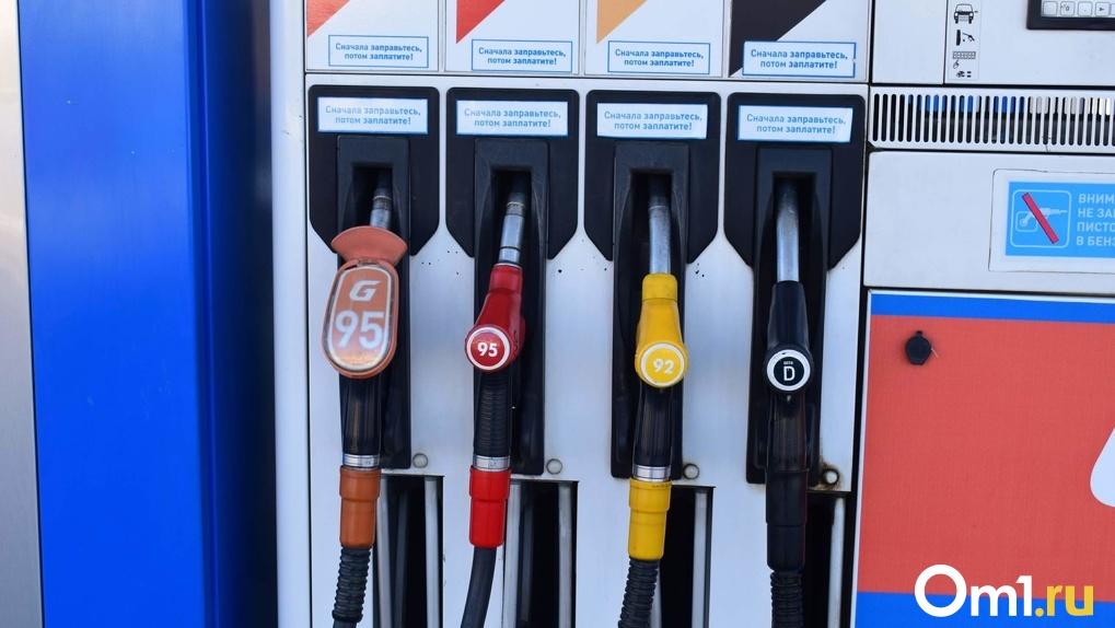 В Новосибирской области участились случаи продажи некачественного бензина