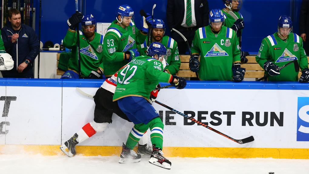 Тренер «Салавата Юлаева»: «Мы били «Авангард» их же игрой»