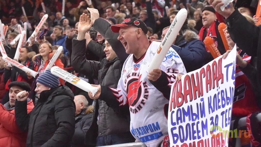 «Авангард» назвал первого соперника в домашних матчах нового сезона КХЛ