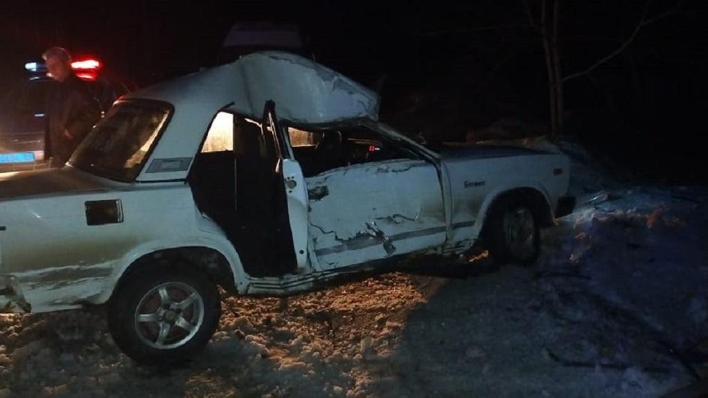 Парень в больнице, девушка скончалась: трагедией закончилось ДТП в Новосибирске