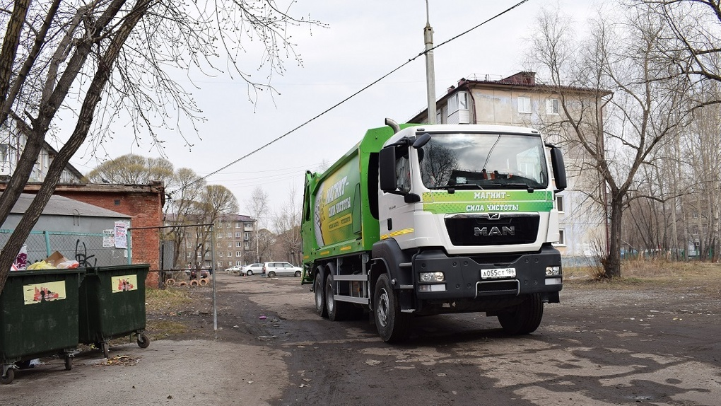 Омский Арбитражный суд заставил очередного коммерсанта оплатить годовой долг за мусор
