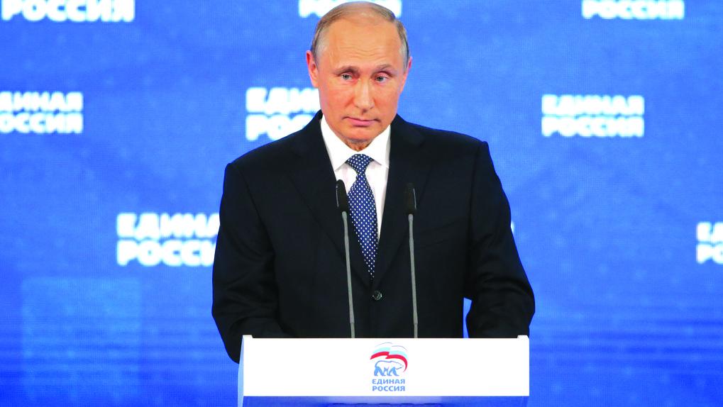 Бедность, КГБ и образ Джеймса Бонда. Стали известны подробности нового фильма про Путина-шпиона